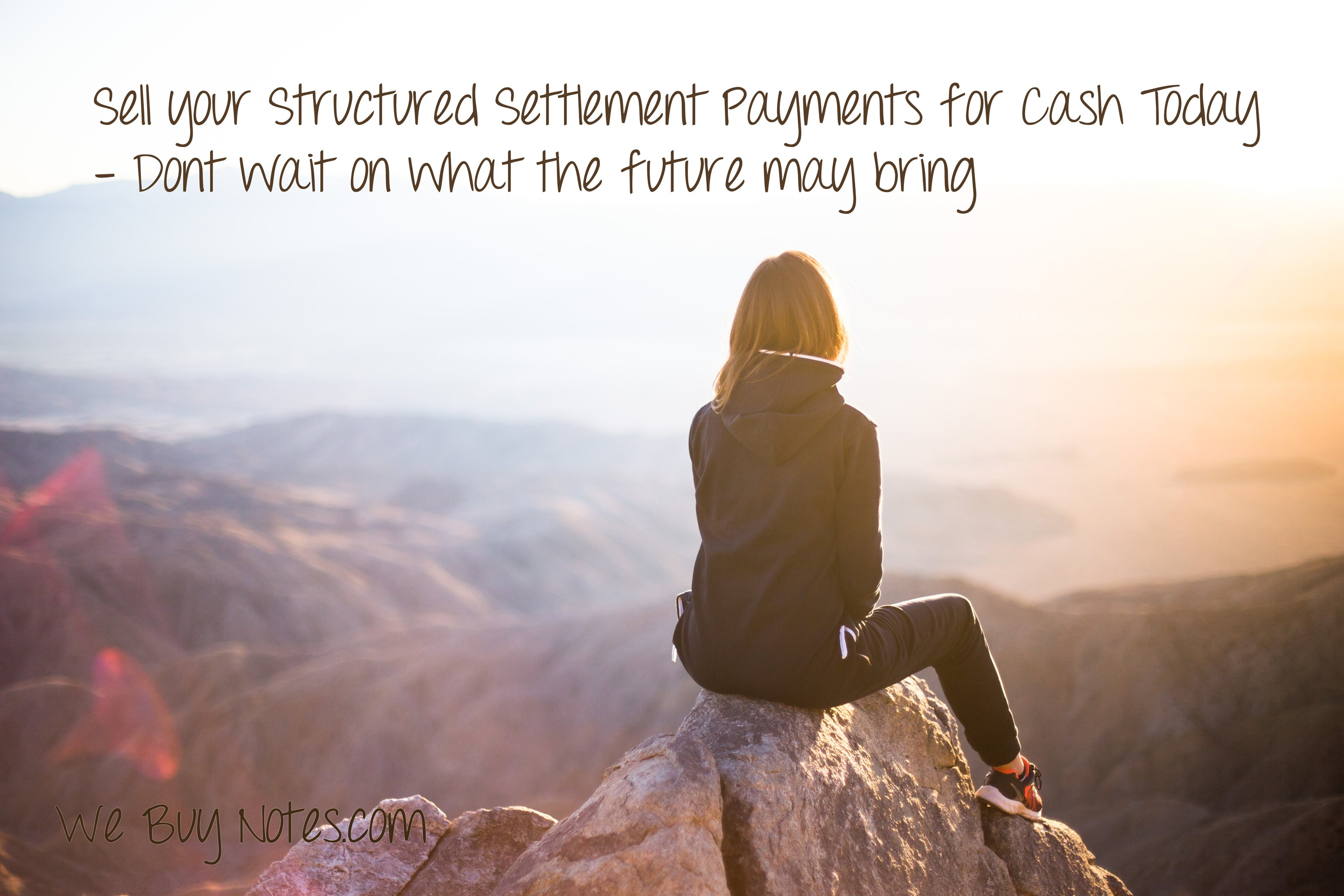 Why Wait on Future Payments? See how and why to sell your